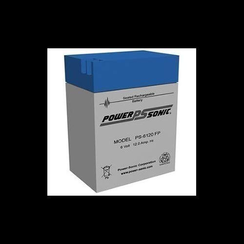 Lithonia Lighting ELB 0614 6 Volt Emergency Replacement Battery
