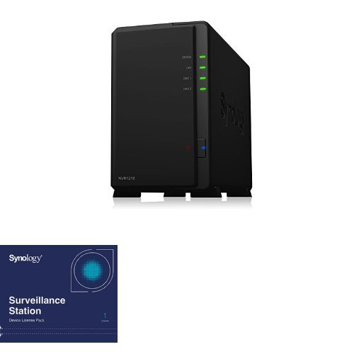 Amazon com: Synology NVR1218 Bundle with CLP1: Computers & Accessories