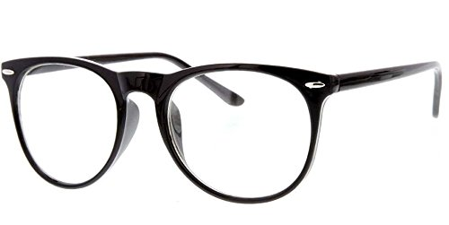 Y&S UV Protected Round Wayfarer Women\'s Spectacles (gwf-round-002 ...
