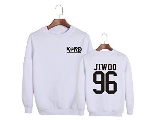Kpop KARD New Album DON'T RECALL Hoodie Somin Jiwoo J.seph BM Sweatershirt