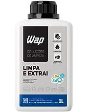Detergente Limpador para Extratoras WAP LIMPA E EXTRAI 1L com Fragrância e sem Espuma