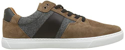 grey Sneaker flannel vison Tennis Z1 Multicolore Schmoove Cup Uomo Suede wqI8xtPR