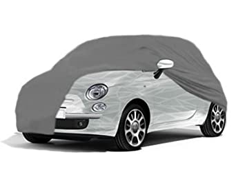 S B S Full Car Cover For Fiat 500 All Cars And Small Amazon Co Uk