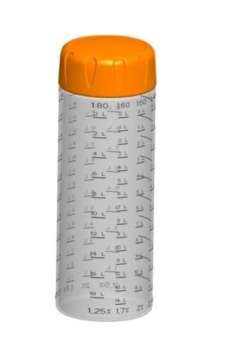 NEW KTM OIL FLASK PLASTIC OIL BOTTLE 7802906500004