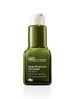 ORIGINS Dr. Andrew Weil for Origins Mega-Mushroom Skin Relief Eye Serum 15 ml.