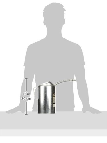 Performance Tool W54277 2-Quart Galvanized Measuring Dispenser - Soldering Guns - Amazon.com