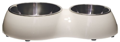Catit 54521 Double Diner White product image