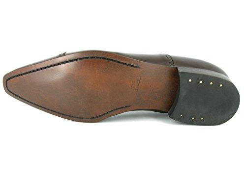 J.Bradford - Zapatos Richelieu JB-DARIUM Marron