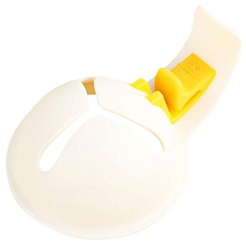 Plastic Yolk - Yolk Egg Separator Divider Cooking Sifting Gadget White - Separter Separator by Unknown