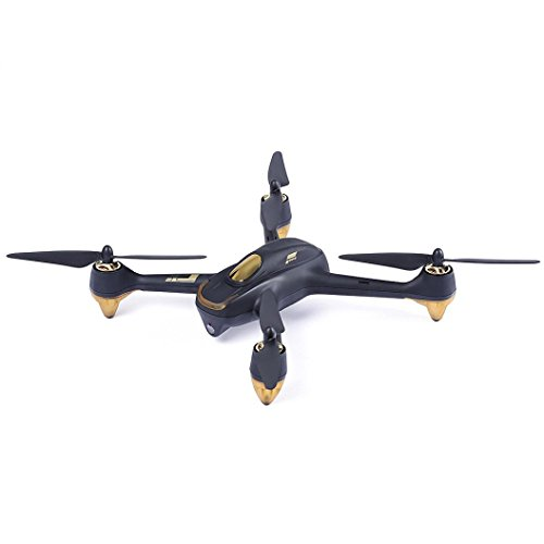 RC Quadcopter,Hubsan H501S X4 5.8G FPV Brushless With 1080P HD Camera GPS RTF By Dacawin (Black) by Dacawin