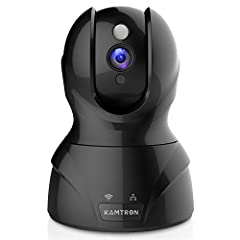 720P HD wireless Security camera, two-way talking, infrared night vision, pan tilt, built-in speaker & microphone indoor surveillance cameras key features: can take photos and record videos can be connected via Ethernet or Wi-Fi can be mo...