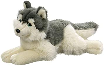 Carl Dick Peluche, Husky 30cm, 2406: Amazon.it: Giochi e giocattoli