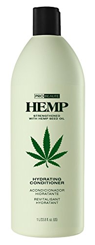 Hemp Hydrating Conditioner, 33.79-Ounce