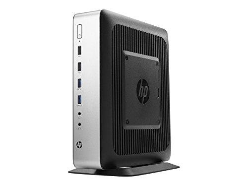 HP t730 Tower Desktop, 8 GB RAM, 32 GB flash, AMD Radeon ...