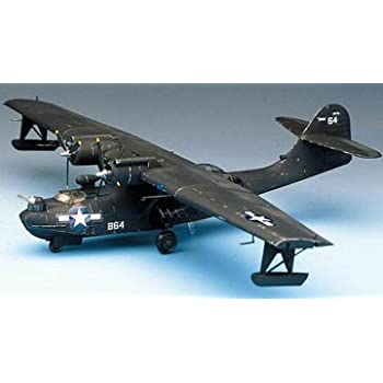 dabd448c7b3 Amazon.com: Academy Consolidated PBY-5A Catalina