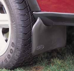 Land Rover Genuine Parts CAS100900 Mudflap RH Front Or Rear Discovery II