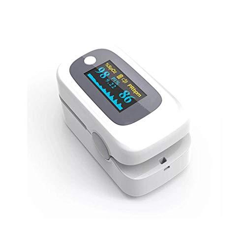 Medidor de glucosa en Sangre, soporta múltiples Modos de visualización y Cambiar libremente la dirección de visualización, Pantalla LED de Alta luminosidad