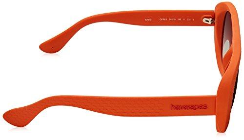 RIO Havaianas Grey Orange Sonnenbrille Orange M fSx5wO