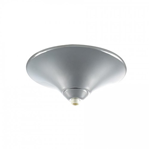 WAC Lighting QMP-60ERN-CH Surface Mount Canopy Metal for Quick Connect Pendants/Fixtures, Chrome by WAC Lighting (Image #3)