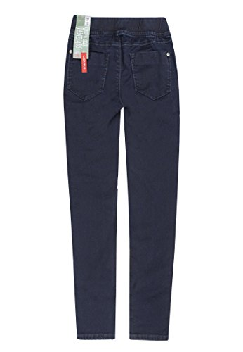 Azul Jeggings Blue Jeans Dark Niñas Denim Slim Lemmi para blue Girls YKB6qwYdU