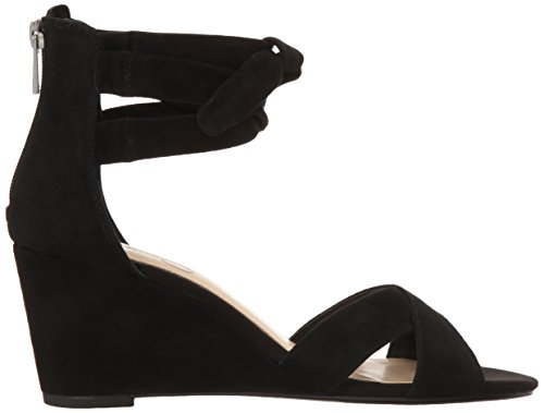 Jessica Simpson Women's Cyrena Wedge Sandal Black cheap visit new XrKhCdLsir