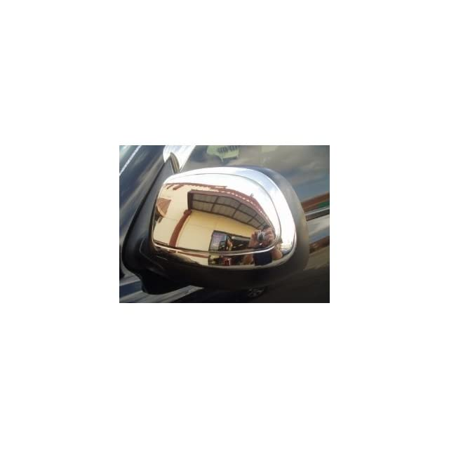 GMC Yukon Sierra Chevy Silverado Suburban Tahoe Avalanche Chrome Mirror Covers 2000 2006