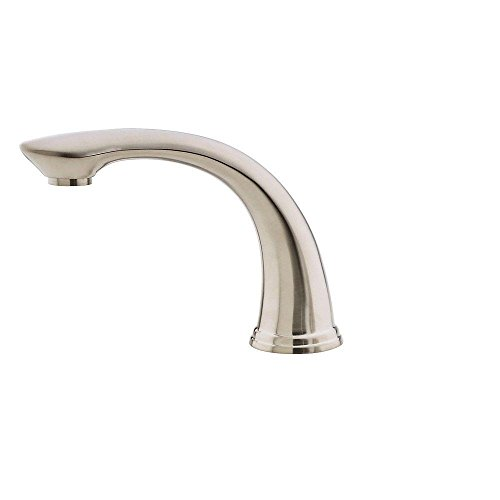 Pfister - Avalon 2-Handle Roman Tub Trim in Brushed Nickel (Valve and Handles not included) - Brushed Nickel (Faucet Avalon Roman Tub)