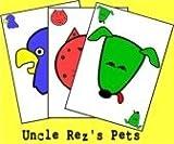Uncle Rez Games UR01 Uncle Rezs Pets