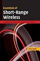 Essentials of Short-Range Wireless Front Cover