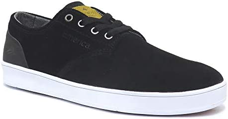 SHOES シューズ スニーカー ROMERO LACED 黒/黒/白 BLACK/BLACK/WHITE スケートボード スケボー SKATEBOARD