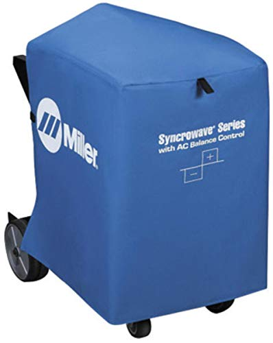 Miller Protective Cover For Syncrowave 250 DX And Syncrowave 350 LX TIG Welder, Package Size: 1 Each