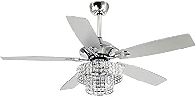 Parrot Uncle Ceiling Fan with Lights F6221s