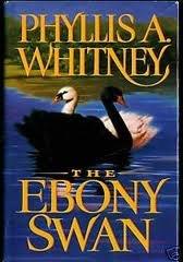 EBONY SWAN (LARGE PRINT) (Bantam/Doubleday/Delacorte Press Large Print Collection)