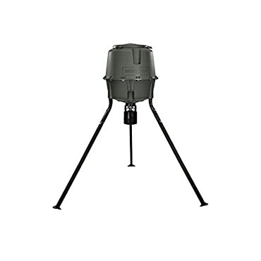 Moultrie Adjustable Quick-Lock Tripod Deer Feeder / MFG-13062