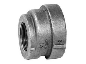 (Anvil International 0300153400 Cast Iron Eccentric Reducer Coupling, 1 1/4