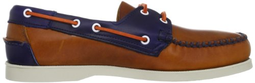 Sebago spinnaker orange ink B720013