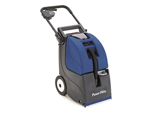 Powr-Flite PFX3S Self-Contained Carpet Extractor, 3 gal Capacity