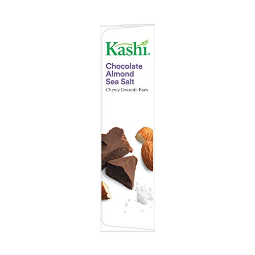 Kashi, Chewy Granola Bars, Chocolate Almond Sea Salt, Non-GMO Project Verified, 7.4 oz (6 Count)(Pack of 8) by Kashi (Image #7)