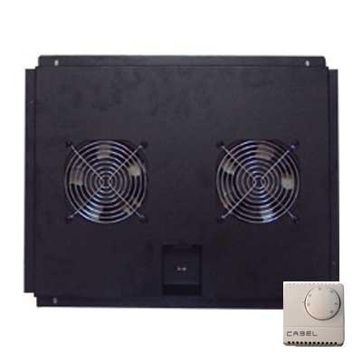 TDTProfesional Ventilación con termostato para Racks de 600mm: Amazon.es: Electrónica