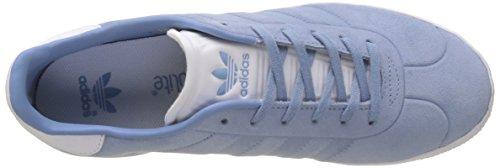 Azucen Zapatillas Ftwbla Niños Unisex 000 adidas Azul Gazelle BZpPwP