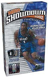 NBA Showdown 2002 Two-Player Starter Set by Showdown Cards ()