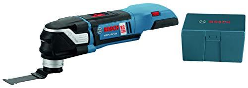 Bosch 18-Volt EC Brushless StarlockPlus Oscillating Multi-Tool Bare Tool GOP18V-28N (Best Cordless Oscillating Multi Tool)