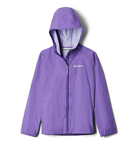 Columbia Girls' Toddler Switchback II Jacket, Grape Gum, 3T