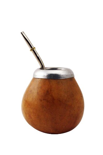 Mategreen M0035 Argentina Yerba Mate Gourd Cup with - Cup Matte