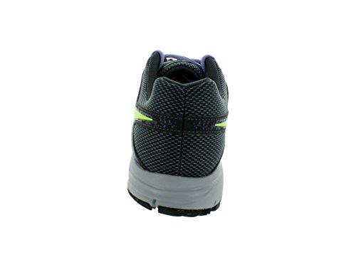 Nike Womens Nike Lunarfly + 3 Trail Wmns Scarpe Da Corsa 6 (cool Grigio / Volt / Anthrct / Nght Bl)