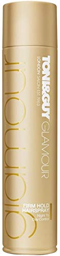 Toni&Guy Glamour Firm Hold Hairspray, 7.5 Fluid Ounce by Toni & Guy