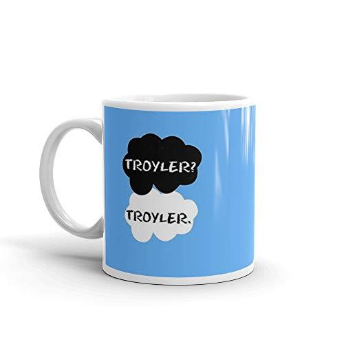 Troyler - TFIOS 11 Oz Ceramic