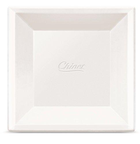 Amazon.com Chinet Classic White Dessert Plate White Square 6-3/8 Inch 35 Count Health \u0026 Personal Care  sc 1 st  Amazon.com & Amazon.com: Chinet Classic White Dessert Plate White Square 6-3/8 ...