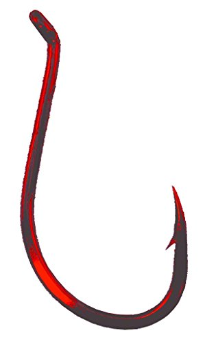 - Daiichi Salmon Egg Hooks Color: Red (D06Z); Size: 10