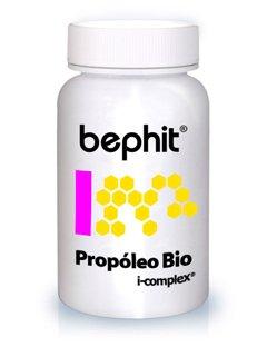 PROPÓLEO BIO (Propóleo + equinácea + acerola) BEPHIT - 60 cápsulas 460 mg